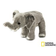 National Geographic plyšová hračka Slon 23 cm - Plyšová hračka