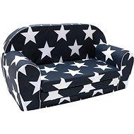 Detský nábytok Bino Pohovka – Hviezdy