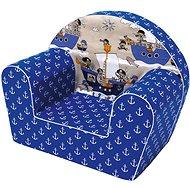 Detský nábytok Bino Kresielko – Piráti - Dětský nábytek