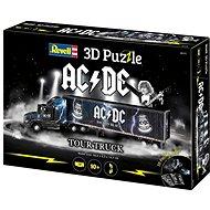 3D Puzzle Revell 00172 – AC/DC Tour Truck - 3D puzzle