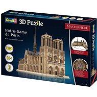 3D Puzzle Revell 00190 – Notre Dame de Paris - 3D puzzle