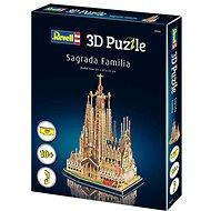 3D Puzzle Revell 00206 – Sagrada Familia - 3D puzzle