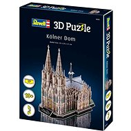 3D Puzzle Revell 00203 – Cologne Cathedral - 3D puzzle