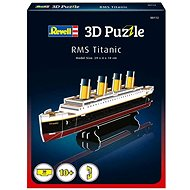 3D Puzzle Revell 00112 – Titanic - 3D puzzle