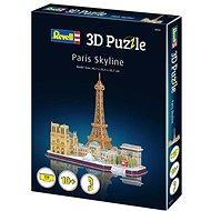 3D Puzzle Revell 00141 – Paris Skyline - 3D puzzle