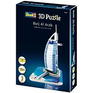 3D Puzzle Revell 00202 – Burj Al Arab - 3D puzzle