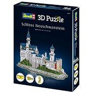 3D Puzzle Revell 00205 – Neuschwanstein Castle - 3D puzzle
