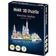 3D Puzzle Revell 00143 – Bavarian Skyline - 3D puzzle