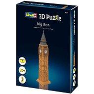 3D Puzzle Revell 00201 – Big Ben - 3D puzzle