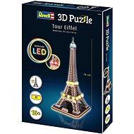 3D Puzzle Revell 00150 – Tour Eiffel (LED Edition) - 3D puzzle