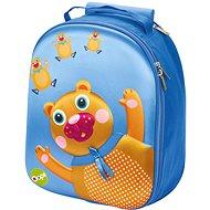 Bino Backpack with Wheels, Bear - Backpack