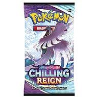 Pokémon TCG: SWSH06 Chilling Reign – Booster - Kartová hra