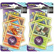 Pokémon TCG: SWSH06 Chilling Reign – Premium Checklane Blister