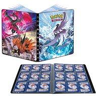 Pokémon: SWSH06 Chilling Reign - A4 album - Zberateľský album