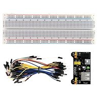 Keyes Arduino Breadboard + súprava 65 káblov male – male - Elektronická stavebnica