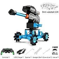 Arduino K7 robotické auto s vodným kanónom - Elektronická stavebnica