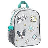 Detský batoh Barbie sivý - Detský ruksak