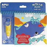 "APLI Omalovánky ""Aqua Fun"", voda - Omaľovánky"