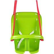 Teddies Hojdačka Baby zelená nosnosť 20 kg - Hojdačka