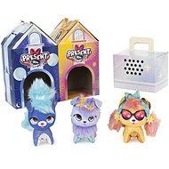 Present Pets Vesmírne mini plyšové hračky, trojbalenie