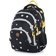 Karton P + P – Školský batoh Oxy Scooler Daisy black