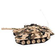 Teddies Tank RC plast 27 cm 40 MHz na batérie+dobíjacie balenie