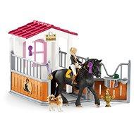 Schleich Stáj s koněm klubová, Tori + Princess