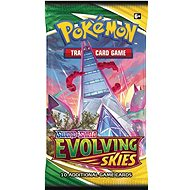 Pokémon TCG: SWSH07 Evolving Skies Booster