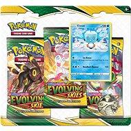 Pokémon TCG: SWSH07 Evolving Skies 3 Blister Booster