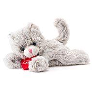 Lumpin Mačička Chichi svetlosivá, 20 cm - Plyšová hračka