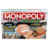 Monopoly Falošné bankovky, SK verzia