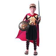 Šaty na karneval - gladiátor, 120 - 130 cm