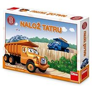 Nalož Tatru Detská hra - Spoločenská hra