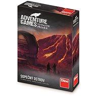 Adventure Games: Sopečný Ostrov Párty hra