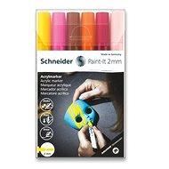 Schneider Paint-It 310 V3 akrylový, 6 ks - Popisovač