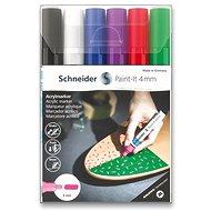 Schneider Paint-It 320 V1 akrylový, 6 ks - Popisovač