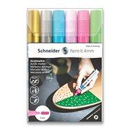 Schneider Paint-It 320 V2 akrylový, 6 ks - Popisovač