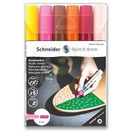 Schneider Paint-It 320 V3 akrylový, 6 ks - Popisovač