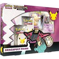 Pokémon TCG: Celebrations Dragapult Prime Collection Box - Kartová hra