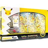 Pokémon TCG: Celebrations Pikachu V-Union Special Collection - Kartová hra