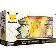 Pokémon TCG: Celebrations Pikachu VMax Figure Box - Kartová hra