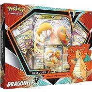 Pokémon TCG: Dragonite V Box - Kartová hra