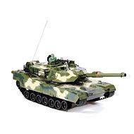RC Ventures + RC model tank US M1A2 - obrovský 1:16 - Tank na dálkové ovládání