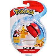 Pokémon Clip ´N´ Go - Figúrka