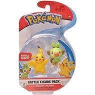 Pokémon figúrky, vlna 5 - Figúrka
