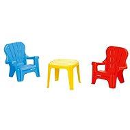 Dolu Detský záhradný nábytok - Detský nábytok