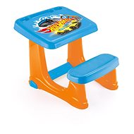 Detský nábytok Hot Wheels Detský stolík s lavicou
