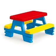 Dolu Piknikový stůl pro 4 - Detský stôl