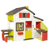 Smoby Friends House s kuchyňou - Detský domček