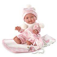 Llorens New Born dievčatko 26270 - Bábika